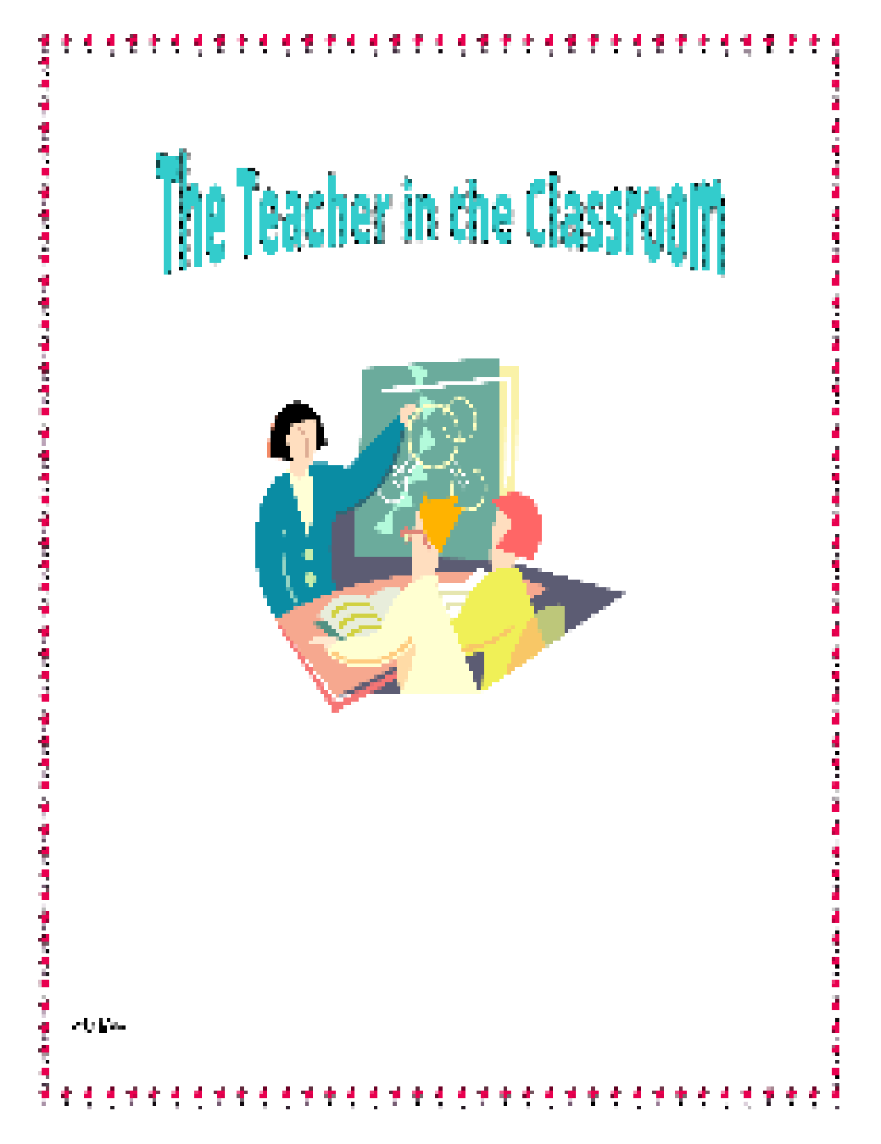 field study 6 on becoming a teacher Library accession no call no copy no location availability 6117.