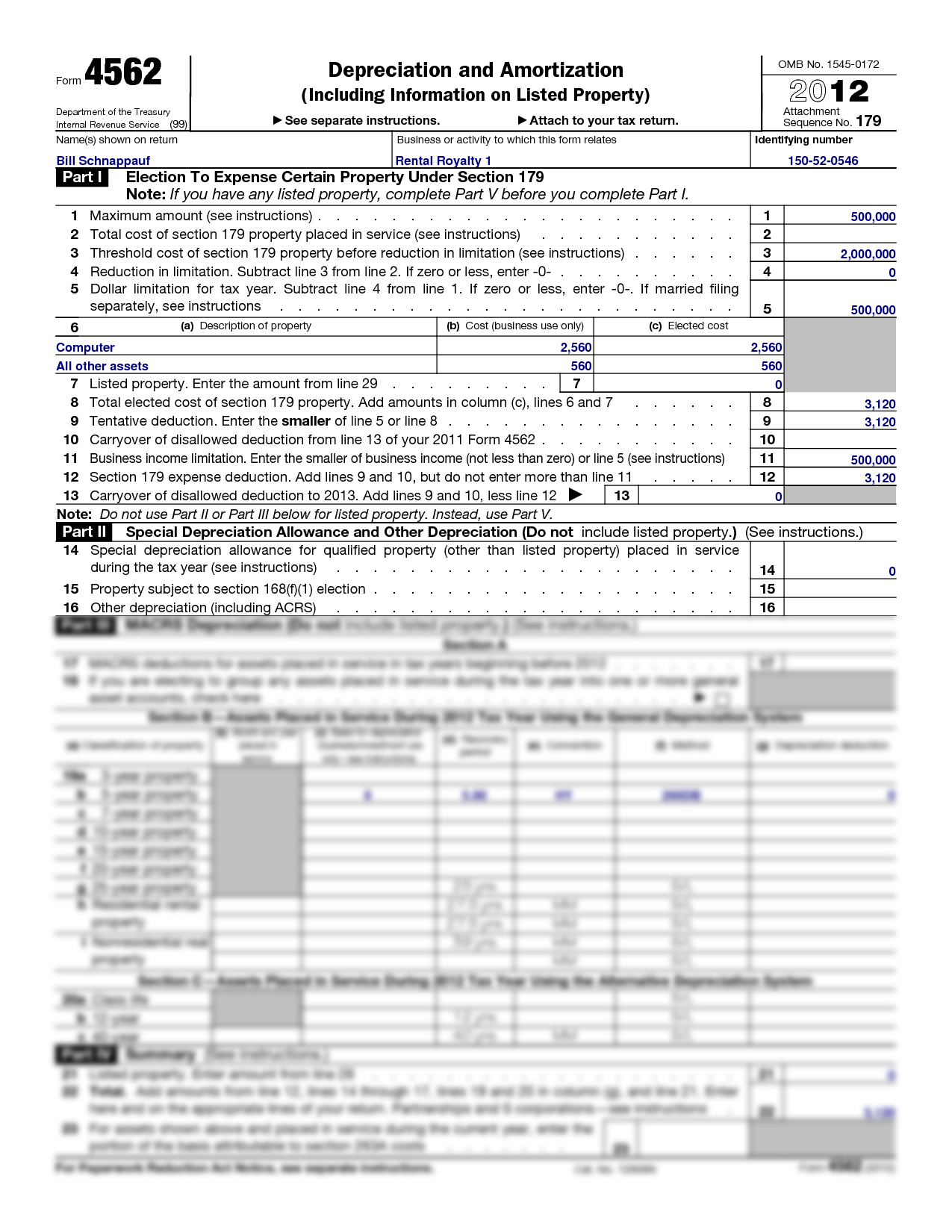 schnappauf f 4562page0 Top Result 70 Inspirational Irs form 8889 Examples Photos 2018 Pkt6