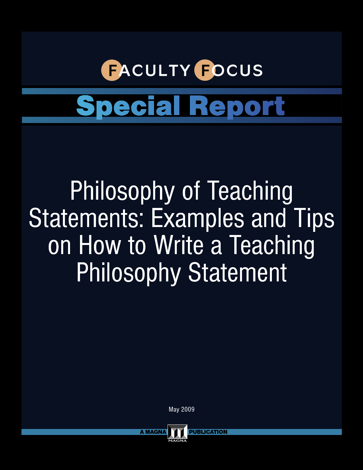 Solution Philosophy Of Teaching Statements Examples And Tips On