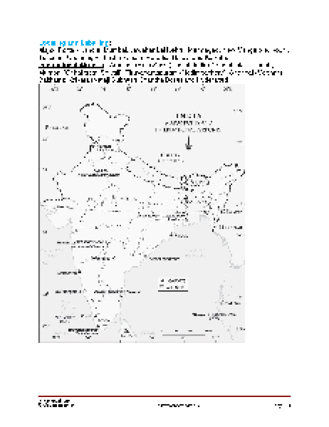 Solution geography outline political map of india studypool geographyoutline political map of indiaidentification only major soil typesryaveer singhpage 1chapter 3 water resourceslocating and labelling important thecheapjerseys Gallery