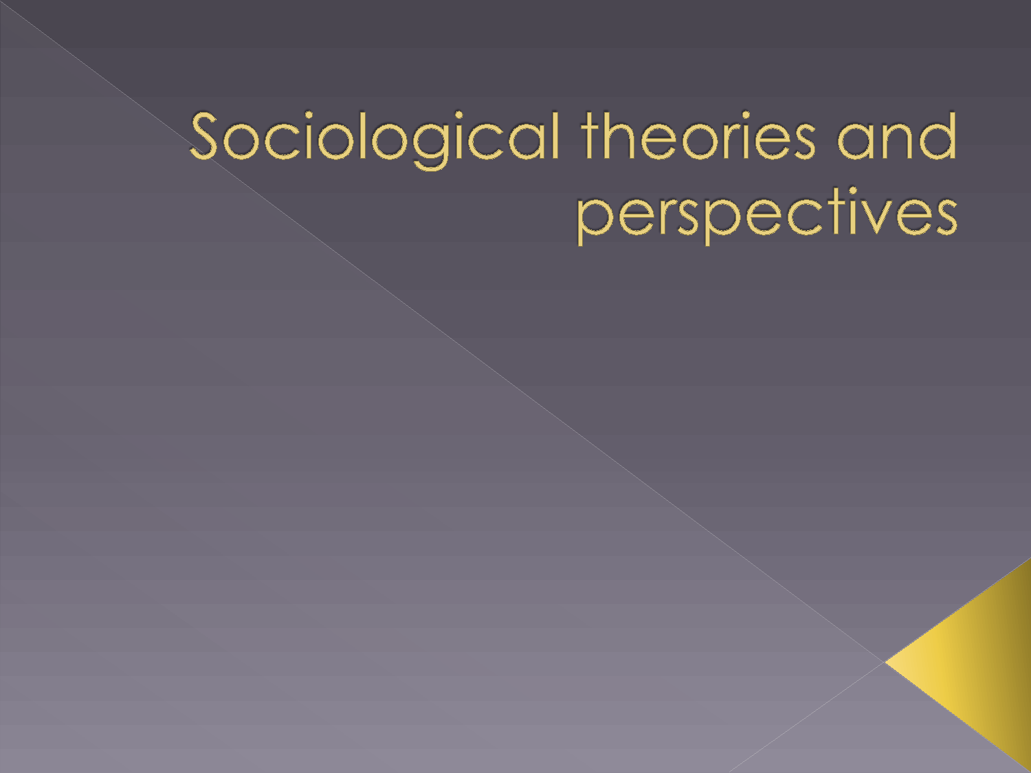 the sociological aspect of an institution How sociological theories impact the family institution introduction sociological theories are important in understanding how the society operates in addition, the theories help one understand how people in the society relate with each other the theories have helped understand various social issues in the society and made it easy to develop.