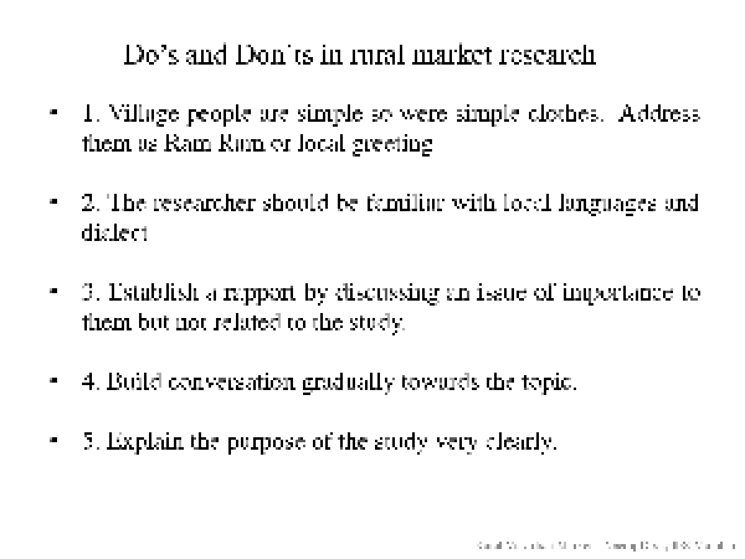 marketing research lecture 1 More essay examples on lecture 1: introduction to marketing selling is the direction procedure responsible for placing, expecting and fulfilling clients demands.