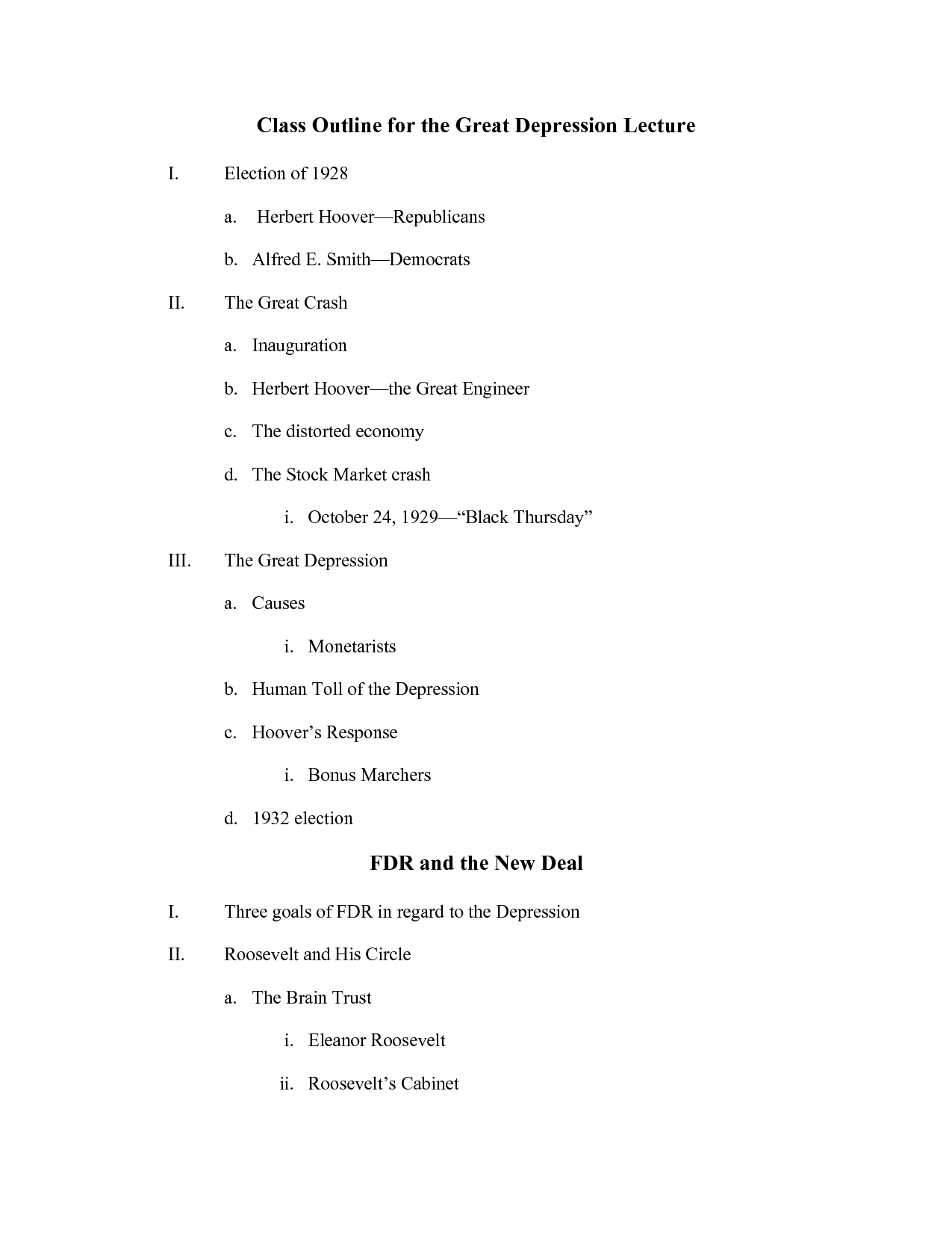 multi level marketing class lectures class outline for showing page 1 3