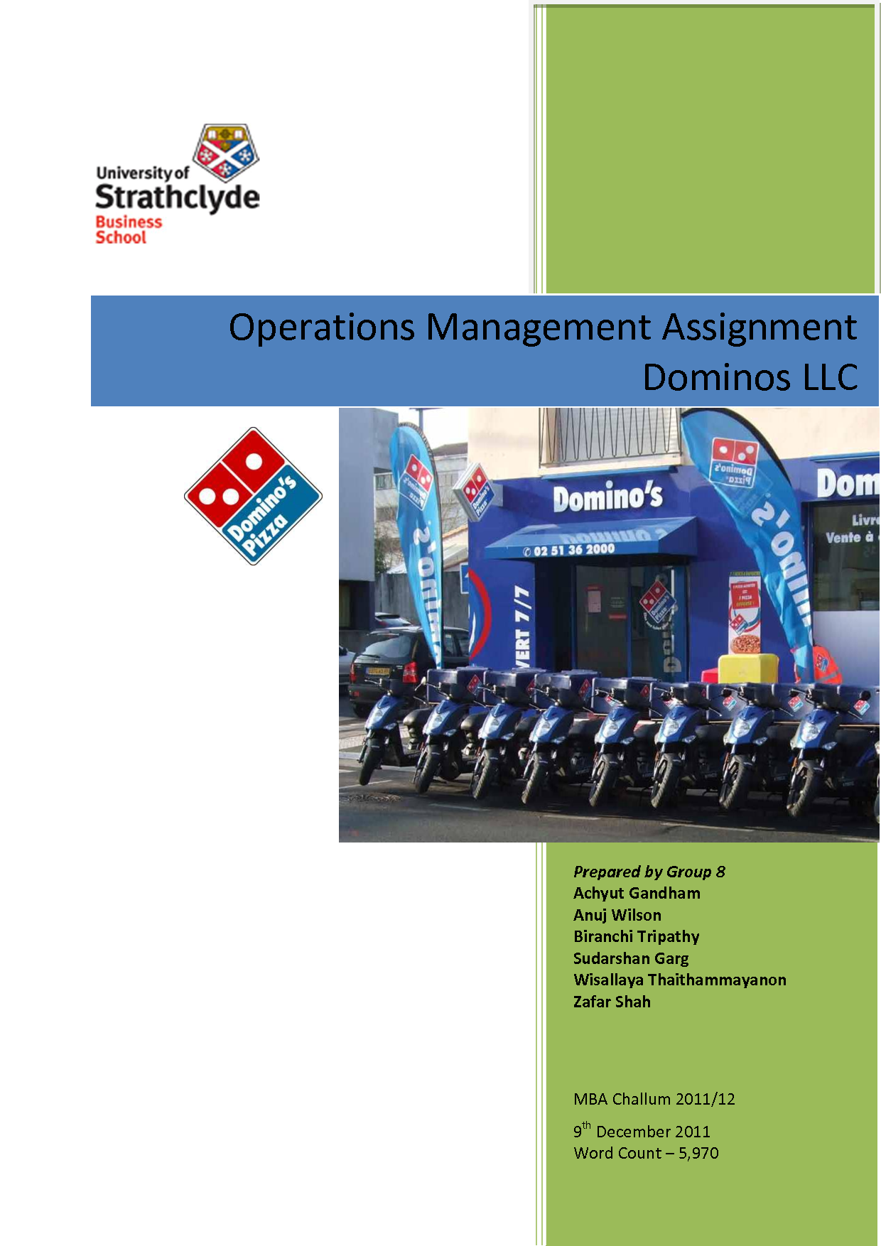operations management essays - operations management in health care operations management is the organizing and controlling of the fundamental business activity of providing goods and services to customers (encarta, 2005.