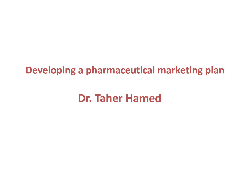 pharmaceutical marketing