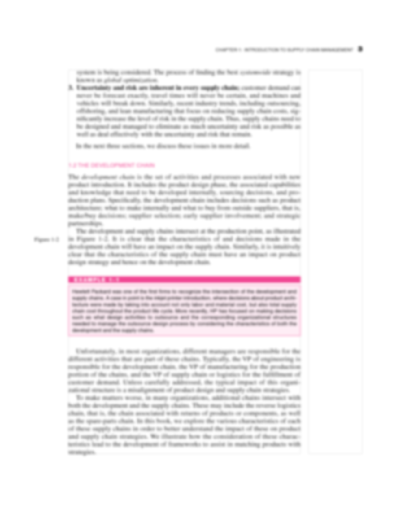 introduction to supply chain management essay To help you get started, here are a few interesting topics that might give you a few good ideas for interesting supply chain management dissertation topics customer tailored logistics  the purpose is to give a description of the supply chain within a system that has great distances between sales units and production.