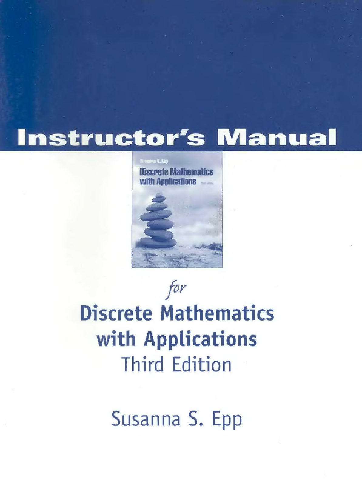 solution discrete structures with applications 3rd edition solution rh  studypool com