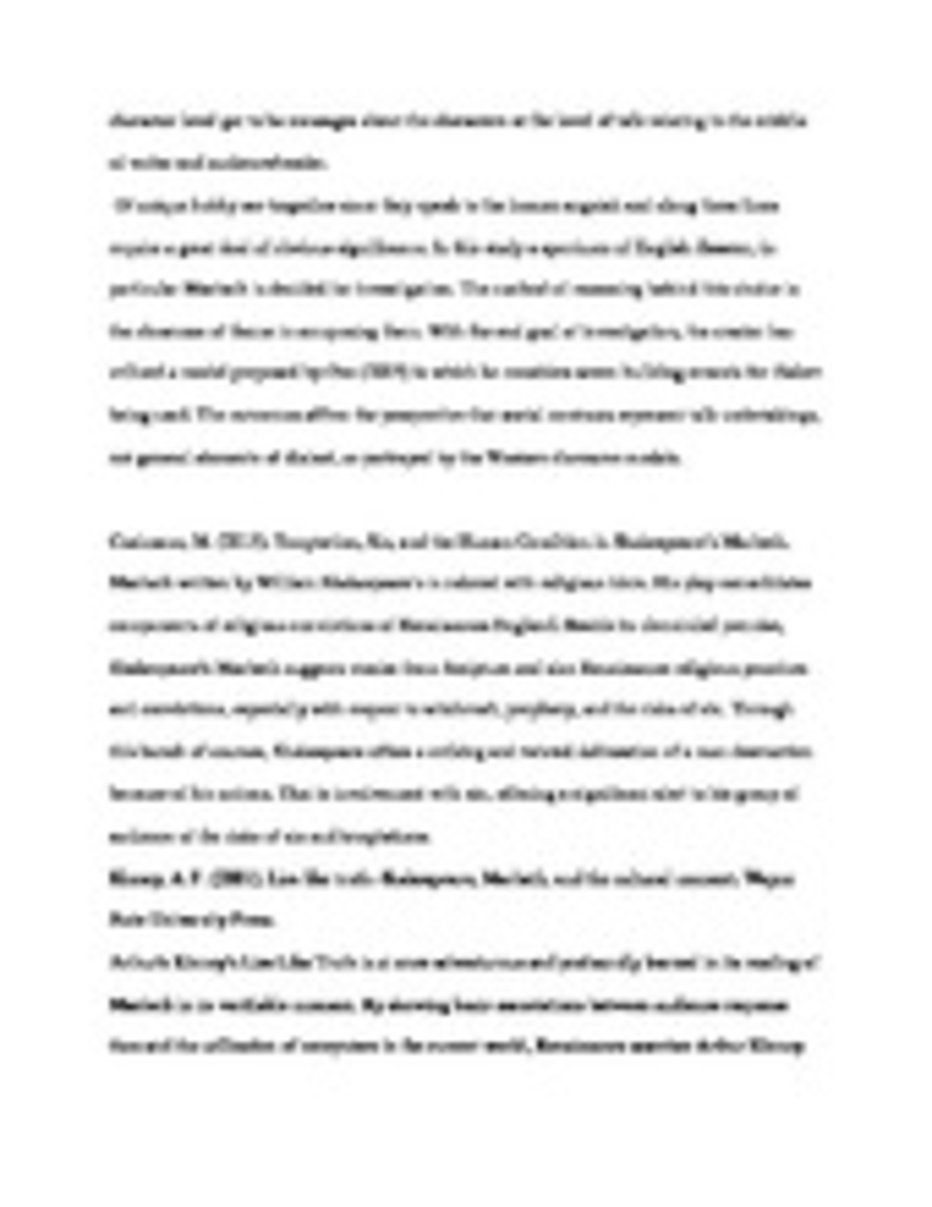 Business Etiquette Essay My Thesis Statement Drafti Would Like To Analyze Macbeths Development  Through His Use Of Language And Hisactions I Think Macbeth Is Our  Protagonist  Science Fair Essay also Thesis Statement Generator For Compare And Contrast Essay Solution Eng  Thesis Statement Draft For Final Essay Macbeth  Good Thesis Statements For Essays