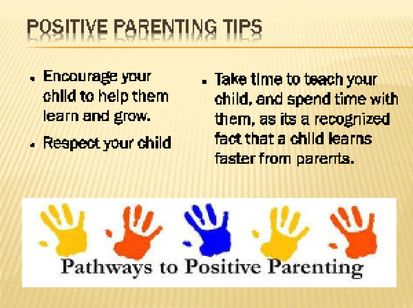 ECE 355 Week 5 Final Project Parenting Presentation